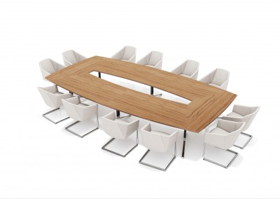 casala - conference table temo