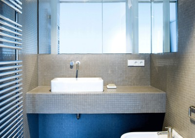 kracht - residential penthouse, bathroom one
