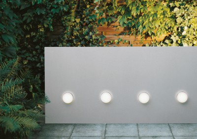 ip44.de - outdoor wall lampsystem dio