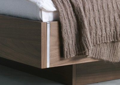 more - bed riva detail