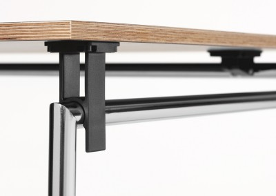 casala - table system tavo swing detail