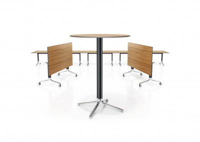 casala - conference table system temo