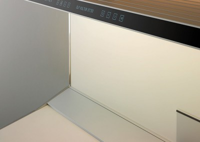 siematic pure,  kitchen s1 - detail media