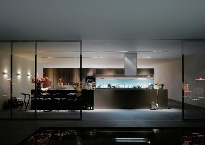 siematic pure, kitchen s1 trüffel grey